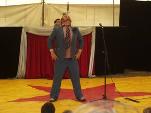 the great gordo gamsby western australia circus festival kids show